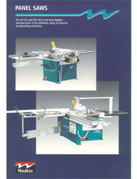 Wadkin SP CPD Panel Saw