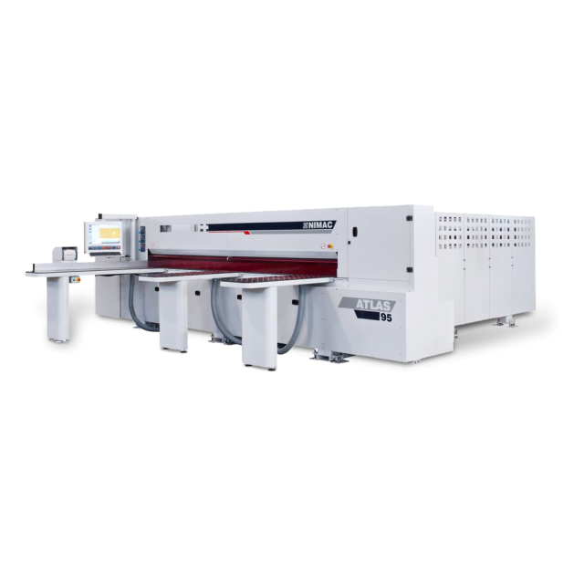 NIMAC Atlas 95 Beam Saw