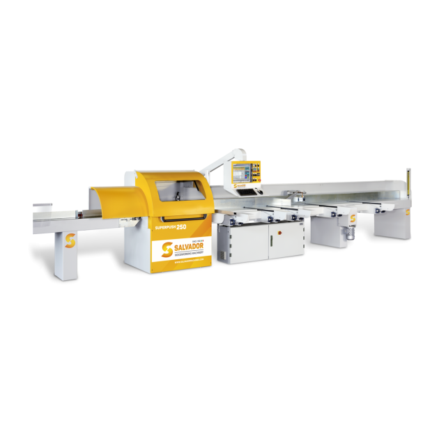 Salvador SuperPush 250 Automatic Crosscut Saw