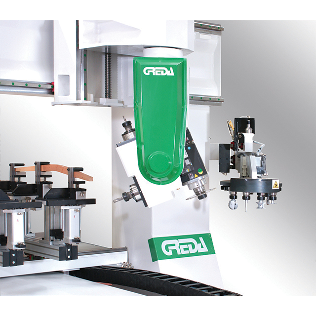 Greda Sprinter 5 Axis CNC Machining Centre
