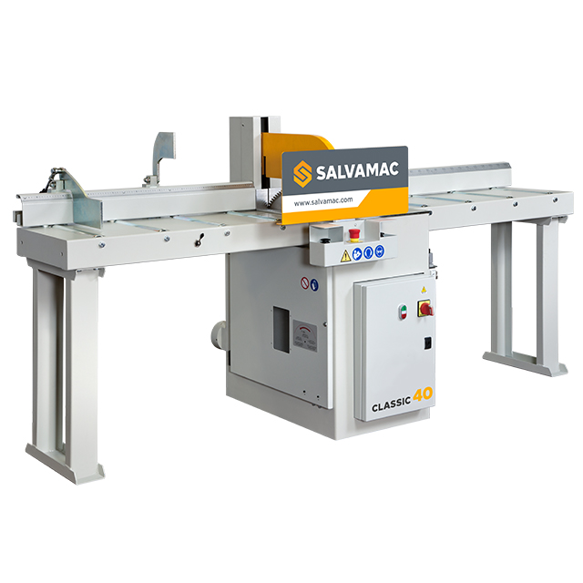 Salvamac Classic 40 Semi-Automatic Crosscut Saw